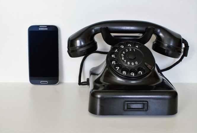 antique black call classic