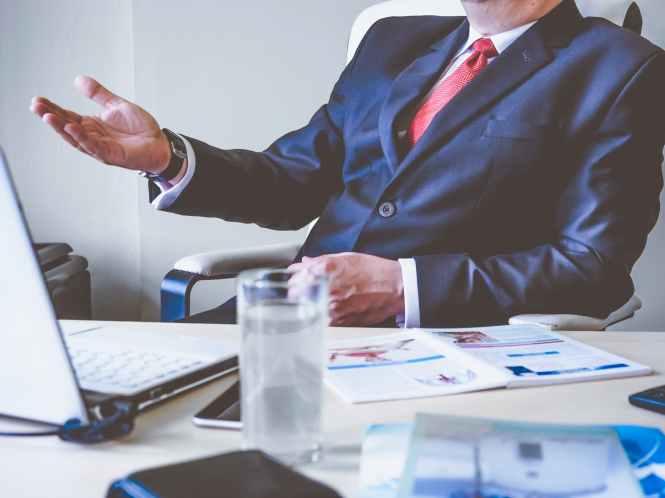 adult blur boss business